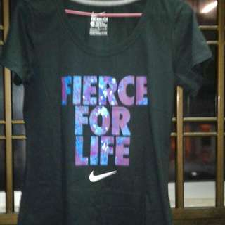 Nike Fierce For Life Tshirt