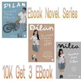 Ebook Dilan Series