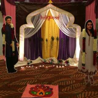 SHAH RUKH KHAN & KAJOL real ife Size standee Props