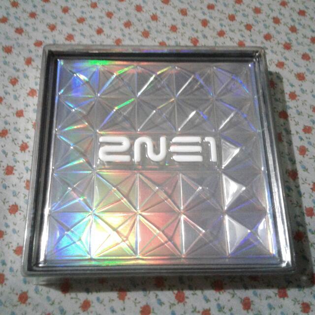 2NE1 - 1st Mini