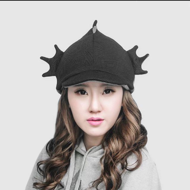 韓國進口創意針織毛線帽