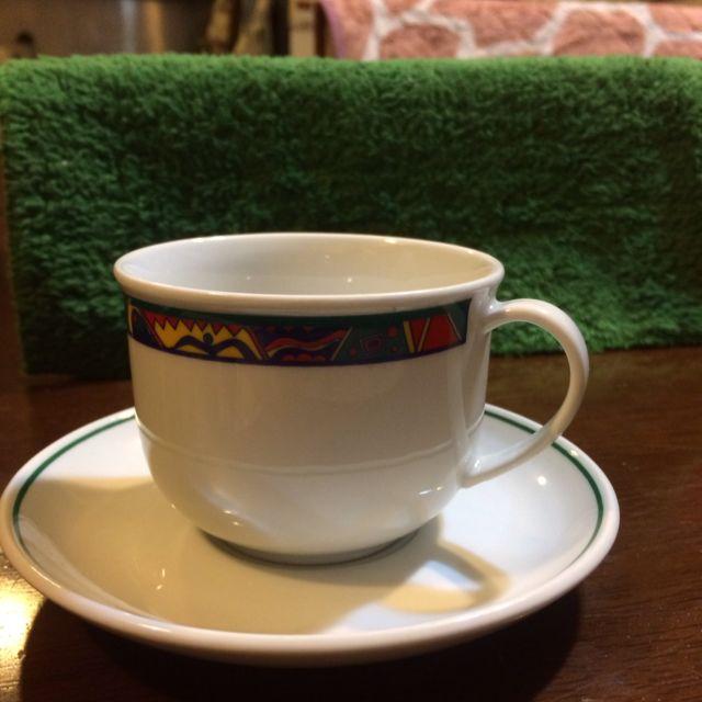 義大利咖啡杯盤組
