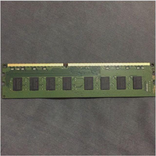 三星 DDR3 8GB 桌上型記憶體 1600