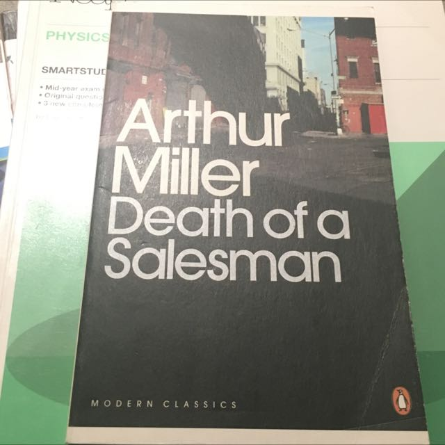 Arthur Miller Death Of A Salesman