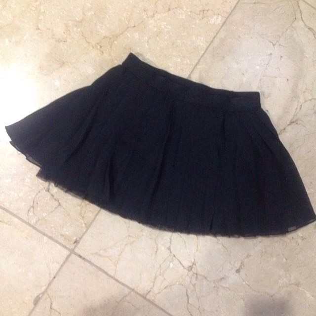 Black Skirt For Kids