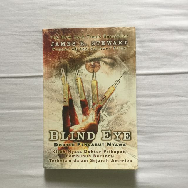 Blind Eye by James B. Stewart