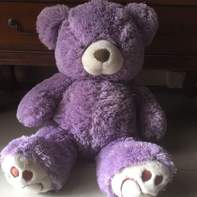 Boneka Teddy Bear Size Medium