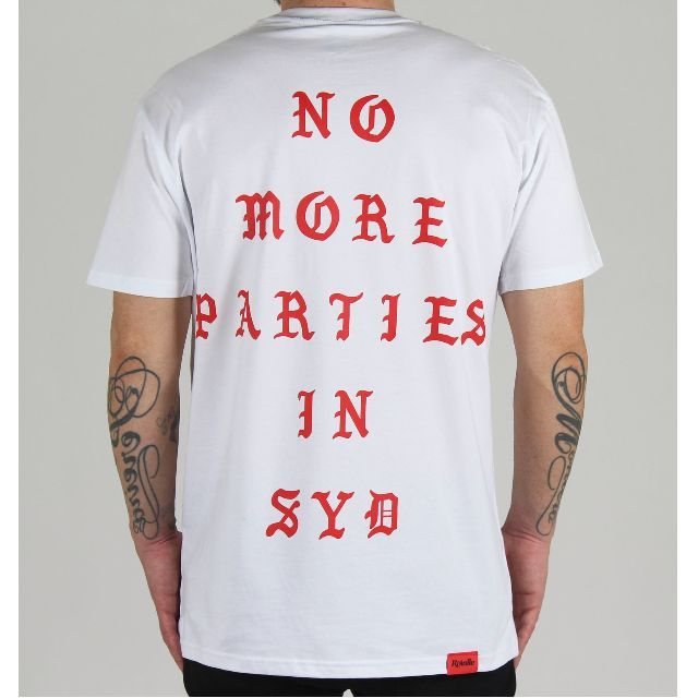 Christmas SALE! Roialle No More Parties In SYD