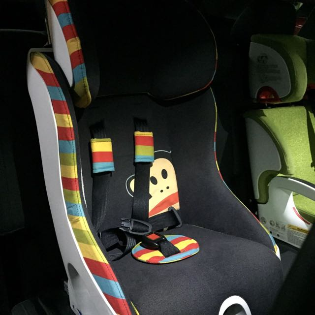 Clek Foonf Limited Edition Paul Frank Car Seat For Sale Babies