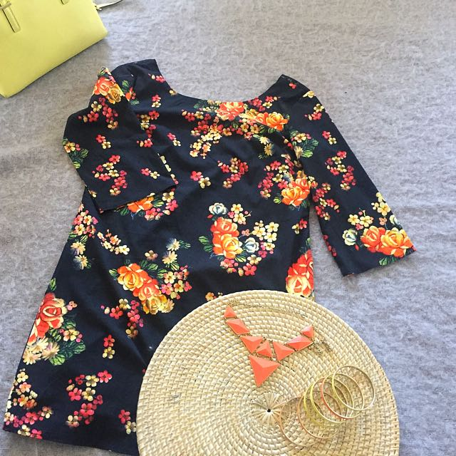 Cocktail Dress Includes Accessories