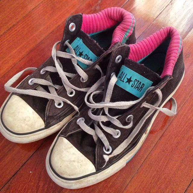 Converse Chuck Taylor's Size 3