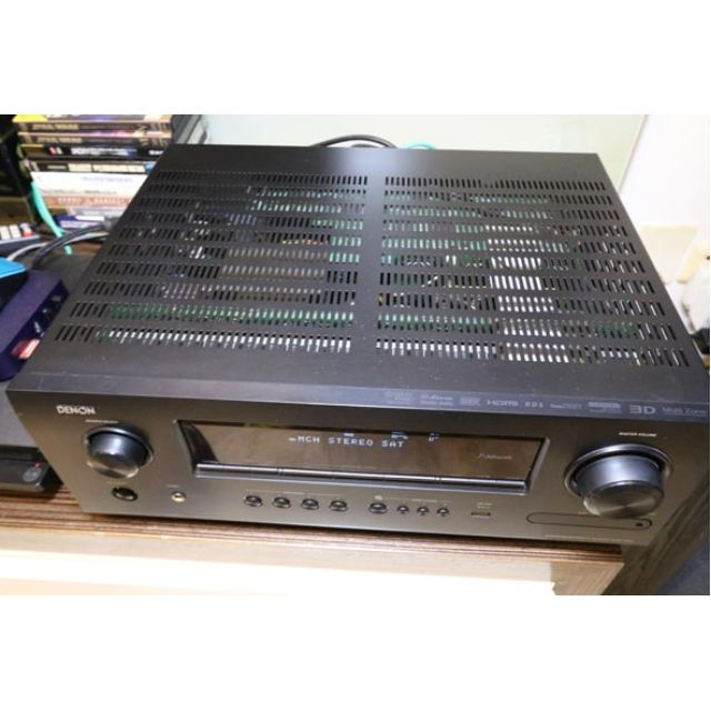 Denon AVR-1912 7 1-channel Receiver