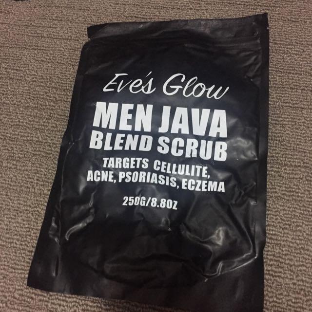 Eve's Glow Body Scrub