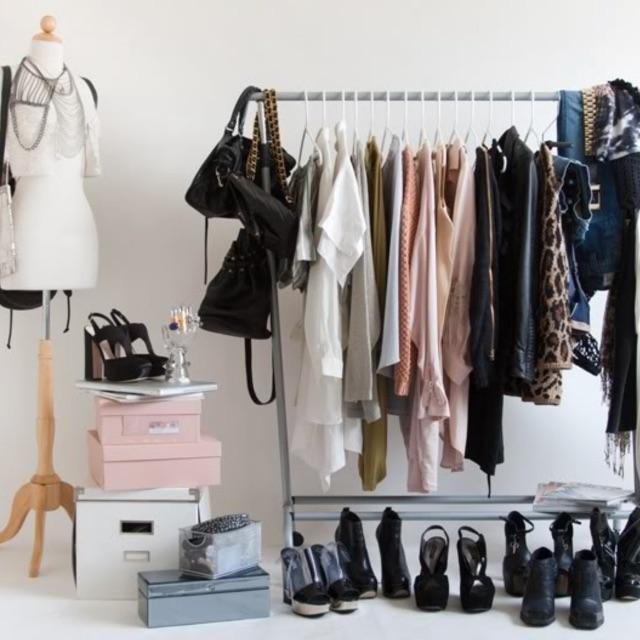 Family in fashion - designer wardrobe sell off