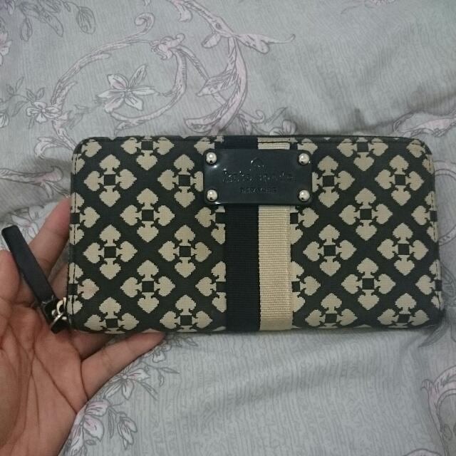 Kate Spade Classic Wallet Authentic 🎁