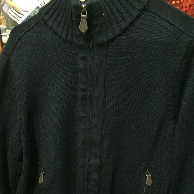 knitted Italian Made winter tops