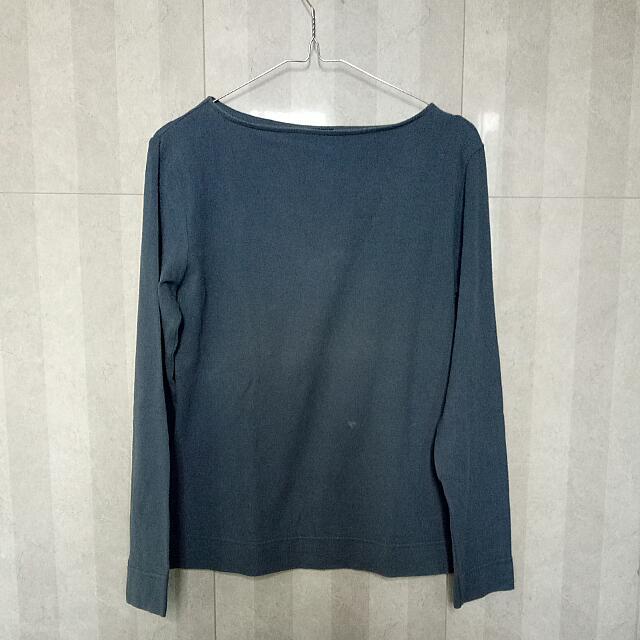 LE CONFRONT Ash Blue T-Shirt