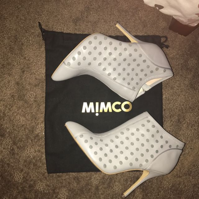 Mimco Ankle Boots