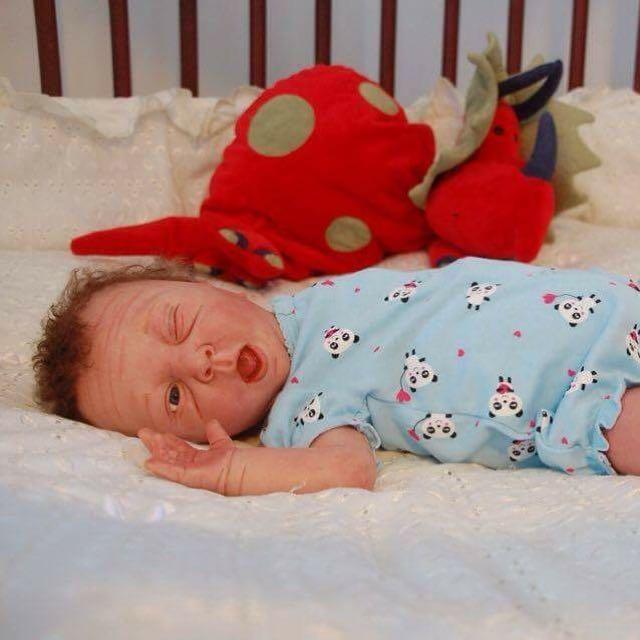 Newborn Reborn Doll
