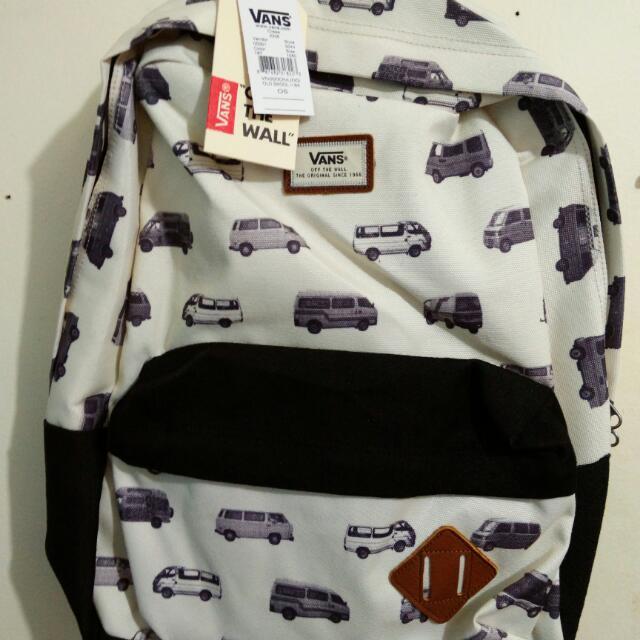 Original Vans Bag