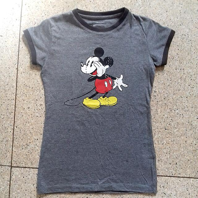 Preloved Disney's Mickey Mouse Shirt