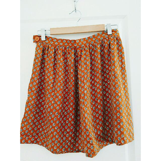 Princess Highway Vintage Style Skirt