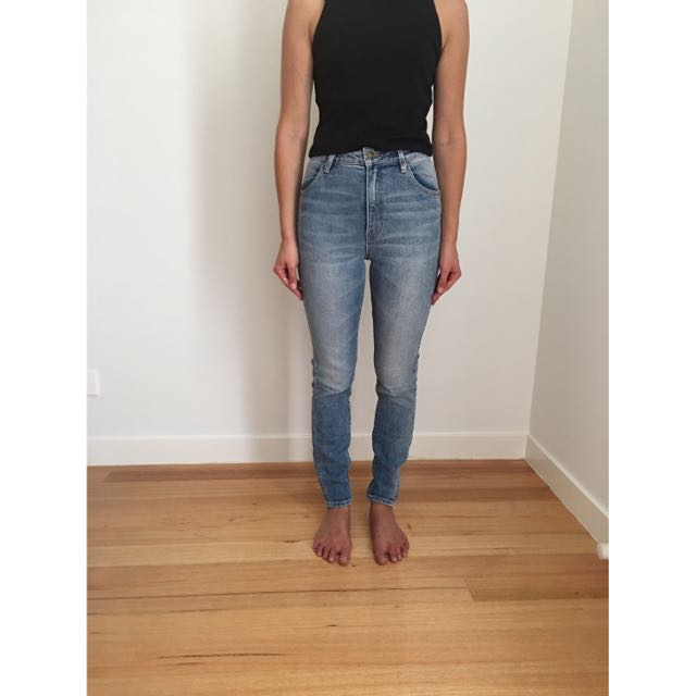 Rolla's High Rise Skinny Jean