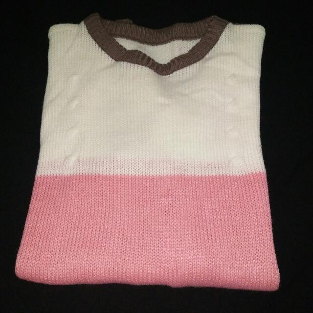 Sweater Rajutt