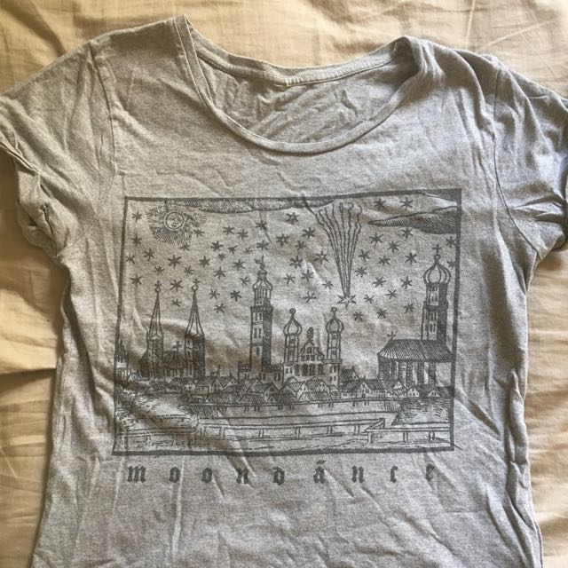 The Orphan's Arms Size L 12-14 Moondance T Shirt