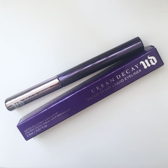 Urban Decay Razor Sharp Liquid Eyeliner - Retrograde