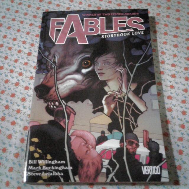 Vertigo - Fables: Storybook Love (Vol. 3)