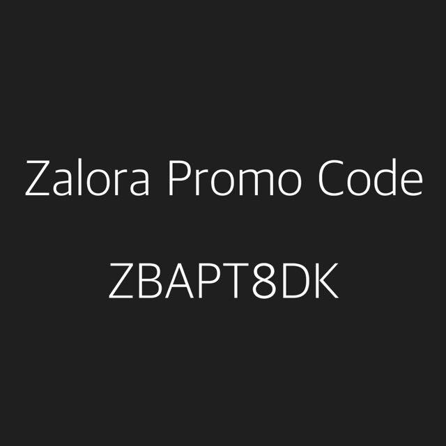 Zalora Promo Code