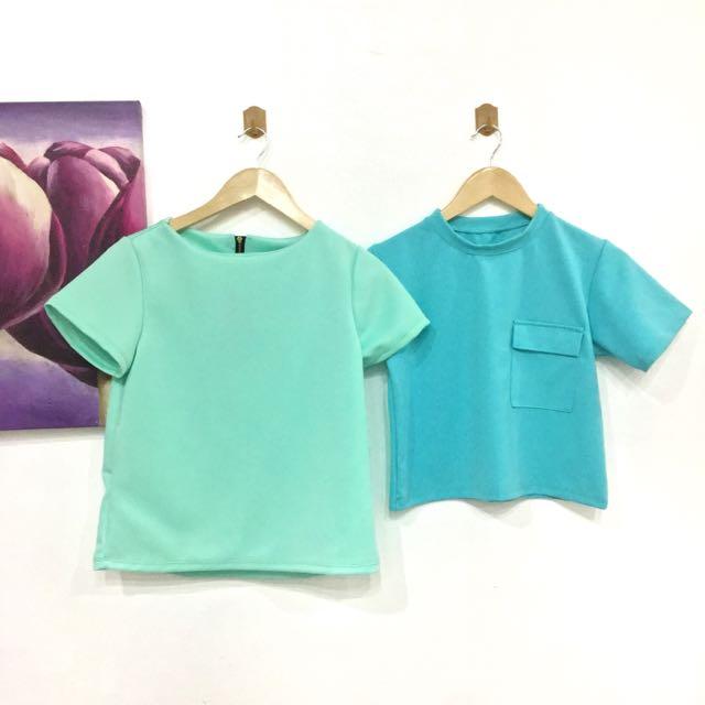 Zipback Shirt