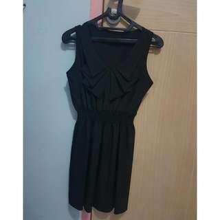 Preloved Black Minidress