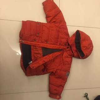 Reserved - Winter Jacket Baby GAP