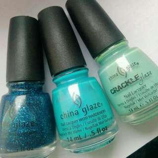China Glaze Bundle