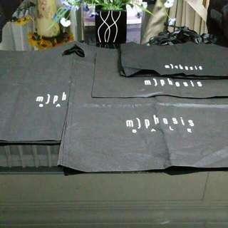 M]PHOSIS Recycled Bags