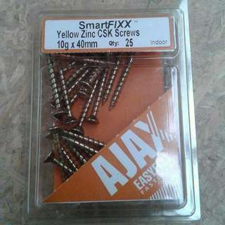 Ajax Screws