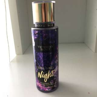 Victoria's Secret - Love Spell Night Fragrance Mist