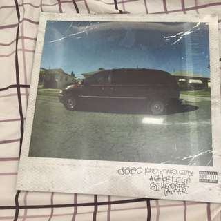 Kendrick Lamar Good Kid Mad City Vinyl