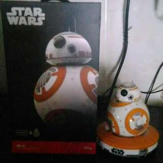 Starwars Sphero BB 8 Droid