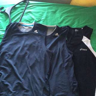 Assorted Sport Tops