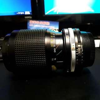 Nikkor 35-105mm F3.5 - F4.5
