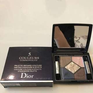 Dior 五色眼影盤766-8成新
