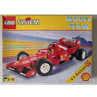Lego F1 Ferrari team limited edition 1997 Model 2650
