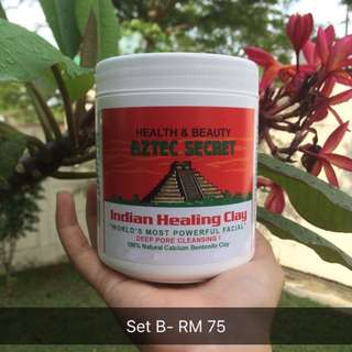 ✨Ready Stock✨aztec Secret Indian Healing Clay Mask