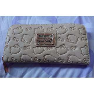 Loungefly Hello Kitty dusty pink wallet