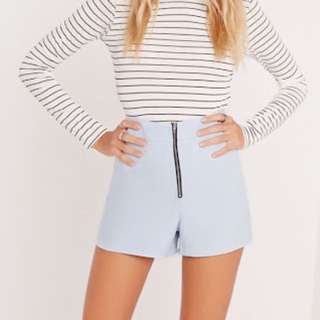New High Waisted Shorts