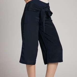 Kizzie - Leya Navy Midi Pants