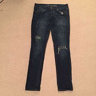 Boot Cut Jeans From American Eagle